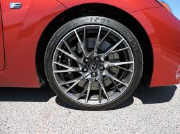 lexus on vogue tires 2015 lexus rc f road test autoguide com news