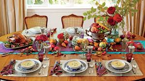 the make ahead thanksgiving menu southern living