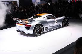 porsche 918 rsr concept automotive trends rdx