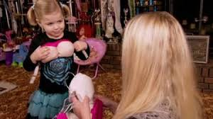 Toddlers And Tiaras Controversies Business Insider - custody at risk after toddlers tiaras star wears controversial