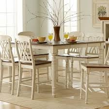 Dining Room Tables White Best 25 Dining Table With Leaf Ideas On Pinterest Farmhouse