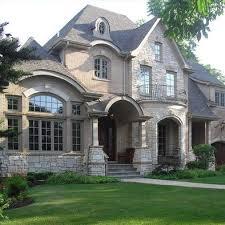 Luxury Exterior Homes - luxury stone homes exterior