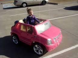 power wheels cadillac escalade custom edition pink escalade power wheels