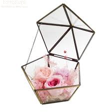 shabby chic dish ring holder images Stained glass box engagement ring box jewelry gift wedding ring jpg