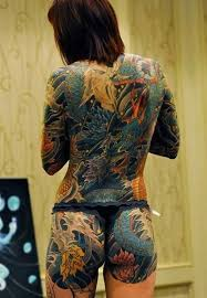 tattoo girl in the back the girl with the dragon tattoo tattoos art ideas