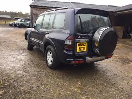 used mitsubishi shogun 32 di d equippe 5dr for sale in gloucester