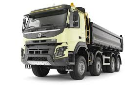 volvo truck corporation goteborg sweden motorart volvo fmx 6x4 tipper 1 87