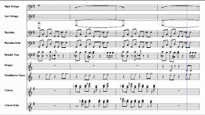 donkey kong country 1 dk swing sheet music youtube