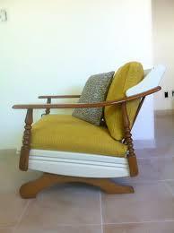 Mid Century Modern Furniture Tucson by Vintage Mid Century Modern Chair 1960 U0027s Rocking Chair Platform