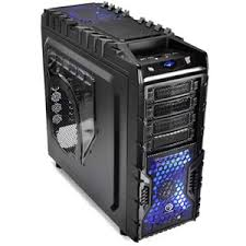 Toaster Computer Case Thermaltake Overseer Rx I Vn700m1w2n Black Secc Atx Full Tower