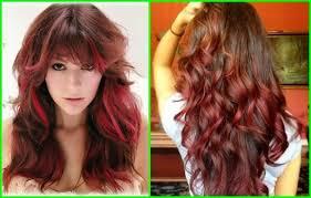 Frisuren Lange Haare Mit Farbe by Haare Trends 2015