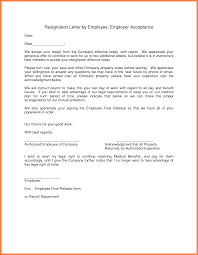 letter of employment by employer