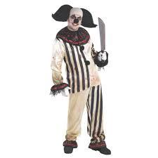 men u0027s freak show killer clown fancy dress party halloween