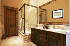 bathroom mirrors ideas with vanity rustic bathroom mirrors bathroom designs ideas