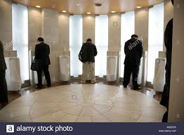 a fancy male public urinal toilet japan stock photo royalty free