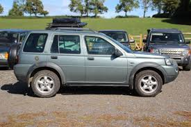 land rover freelander off road second hand land rover freelander 2 0 td4 se station wagon 5dr for