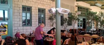 wall mounted infrared patio heater electric heliosa 44 star