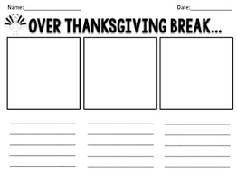 freebie worksheet for students to recall 3 things they did