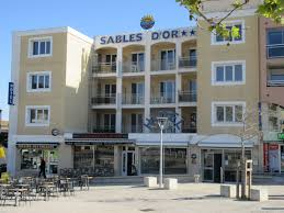chambres d hotes sete et environs hotel sables d or sete