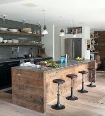 cuisine de loft tabouret de bar de cuisine tabouret de bar en chane et mactal noir
