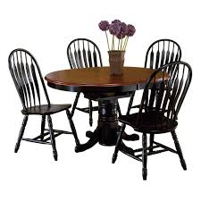 Butterfly Kitchen Table Sunset Trading Fairmont Oval Butterfly Table Hayneedle