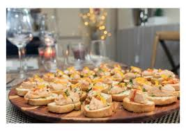 canapes for canapes for a picture of the vine leaves