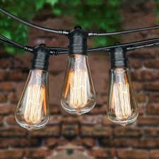 Patio String Lighting Ideas by 10 Commercial Outdoor Patio String Lights Ideas To Light Your