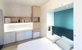 chambre modulable aménagement sur mesure d une chambre parentale avec dressing et
