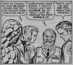 jack kirby quote attempts miserably sexist comics panel of the day