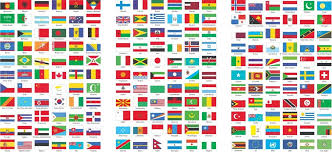 banderas mundo with names world flags photo shared by druci fans
