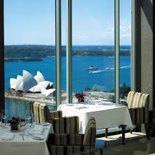 sydney restaurants with a view travel leisure