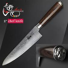 discount kitchen knives 2017 new damascus master chef knife japanese kitchen knives vg10