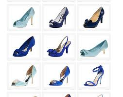 wedding shoes blue 27 pairs of blue shoes for brides 12 are less than 75 woot
