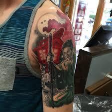 watercolor tattoos funhouse tattoo san diego