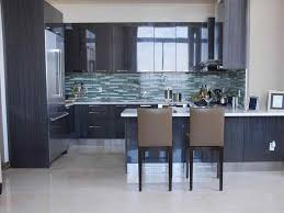 First Home Renovation White Quartz by Dark Floors Andamp Cabinets Gorgeous Home Design