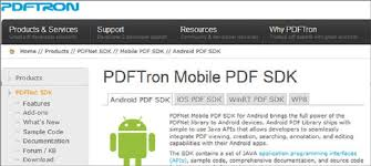 android library everything you should about android pdf library