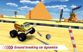 monster trucks nitro 2 monster truck 4x4 stunt racer android apps on google play