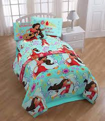 Disney Bedroom Collection by Elena Of Avalor Bedding Disney Princess Comforter Flower Sheet Set