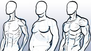 How To Draw Female Anatomy How To Draw Different Body Types Youtube