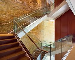 Handrails And Banisters Crl Arch Frameless Glass Railing Systems Glass Railings