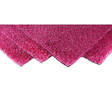 Outdoor Carpet Runners Home Depot Greenline Pink Blend Artificial Grass Synthetic Lawn Turf Indoor