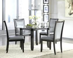 valentina mid grey fabric upholstered dining chair buy now at