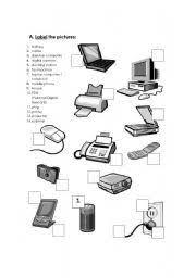 computer worksheets printables computer hardware computer