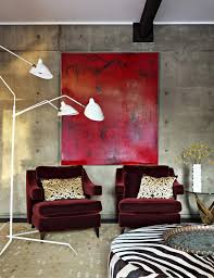 contemporary wall art for modern homes red wall art wall art