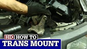 How Much Does A Honda Crv Cost Honda Element Transmission Motor Mount Replacement Youtube