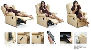 electric armchair recliners electric recliner chair spares uk