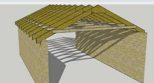 Small Cabin Kits Minnesota Structural Engineering For The Minnesota Fair Halberg Engineering