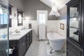Classic White Bathroom Design And Ideas Classic Black And White Bathroom Designs Thedancingparent