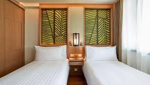 two bedroom family pool view suite thai village wing amari koh