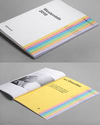 best 25 leaflet examples ideas 26 best and creative brochure design ideas for your inspiration